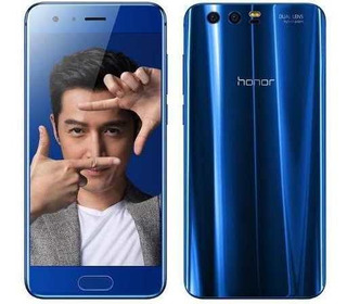 Huawei Honor 9 6 Gb 64 Gb Azul + Nota Fiscal