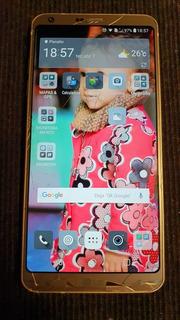 Smartphone LG G6 64gb Platinum Tela Quebrada