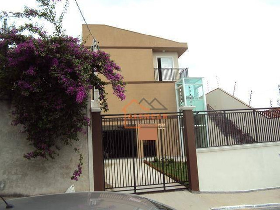 Sobrado Com 2 Dormitórios À Venda Por R$ 285.000,00 - Vila Carmosina - São Paulo/sp - So0160