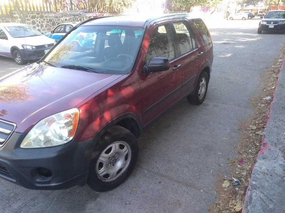 Honda Cr-v 2.4 Ex 156hp Mt 2005