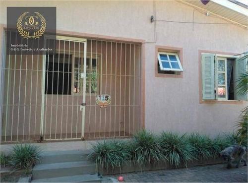 Casa Com 4 Dormitórios À Venda, 120 M² Por R$ 325.000,00 - Tarumã - Viamão/rs - Ca0217