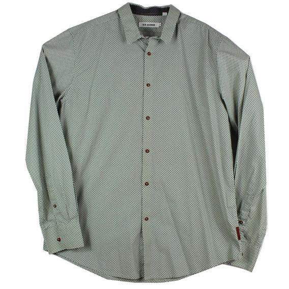 Camisa Ben Sherman Printed Para Hombre Talla L