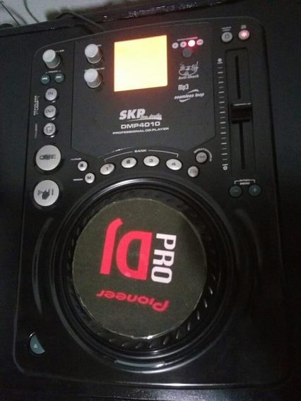 Cdj Skp Pro Áudio Dmp4010