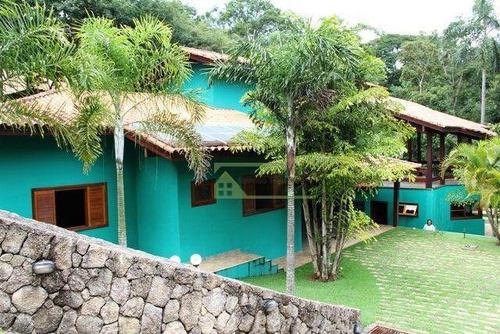 Imagem 1 de 30 de Chácara Com 4 Dormitórios À Venda, 1310 M² Por R$ 1.800.000,00 - Centro - Ibiúna/sp - Ch0073
