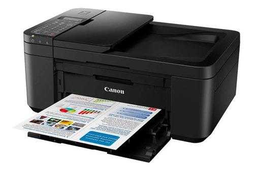 Impresora Canon Multifuncion Wifi Impresión Doble Cara Tinta