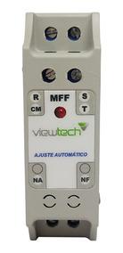 Rele Falta Fase Bivolt Ajuste Automático 220/380 View Tech