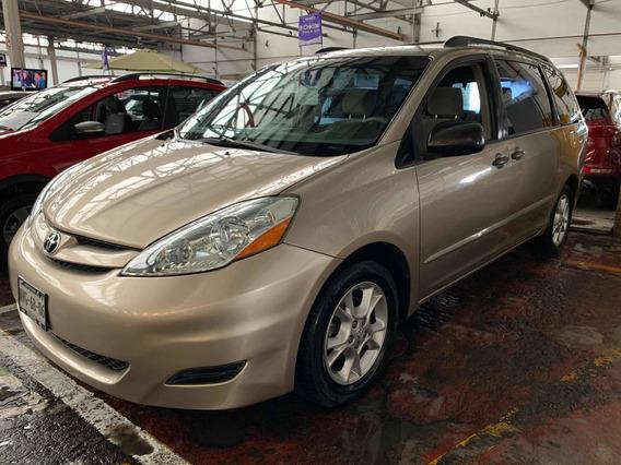 Toyota Sienna Le Aut Ac 2006