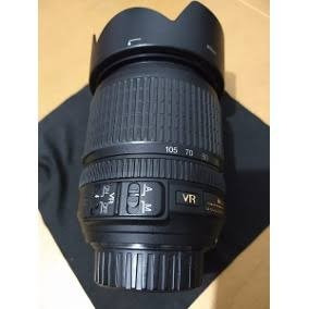 Lente 18x105 Nikon