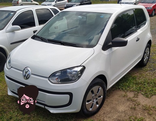 Imagem 1 de 10 de Volkswagen Up! 1.0 Take 3p