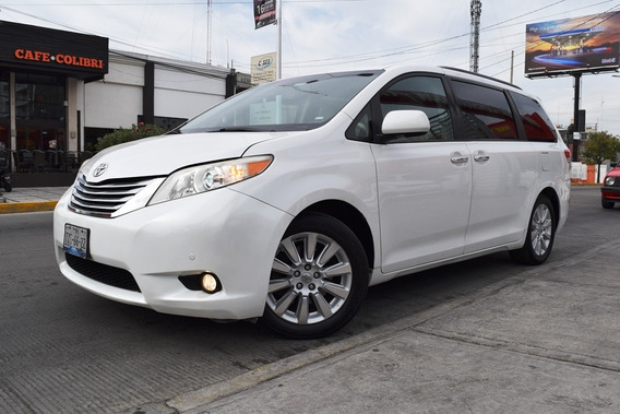 Toyota Sienna Limited 2012