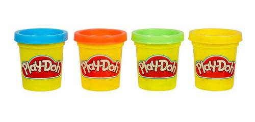 Masas Para Moldear Play Doh Mini Pack X4 Hasbro | Xenex |