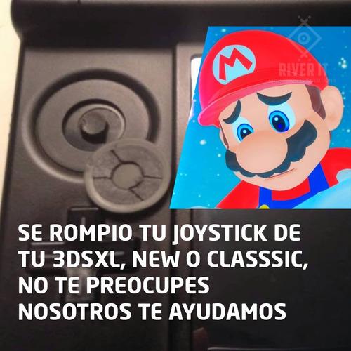 Repuesto De Joystick Analógico De Nintendo 3ds/xl