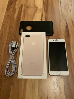 Apple iPhone 7 Plus - 128gb - Oro Nuevo