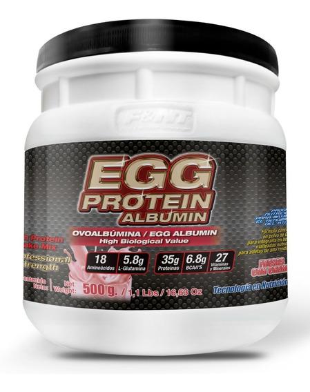 F&nt Egg Protein 500 Gr : Ovoalbúmina Clara De Huevo Fnt