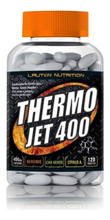 Thermo Jet 120 Tabs - Lauton Nutrition
