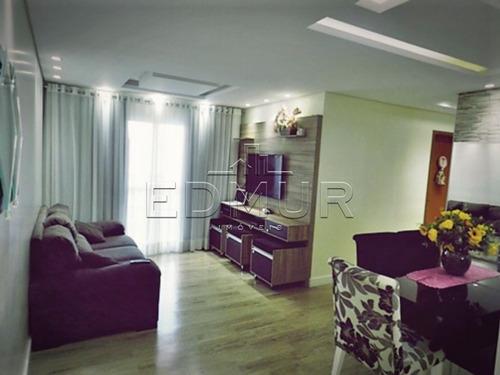 Imagem 1 de 15 de Apartamento - Parque Sao Vicente - Ref: 23706 - V-23706