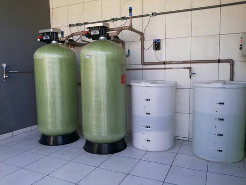Imagem 1 de 1 de Sistema De Tratamento De Água
