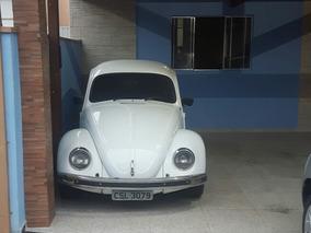 Volkswagen Fusca 1600 Ano 1980