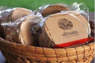 Amarea Obleas Sin Azúcar Sin Gluten Sabor Cacao 15 Paquetes