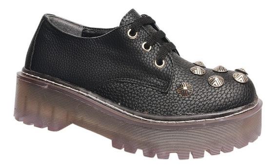 Zapato Acordonado C/tachas - Gas2204