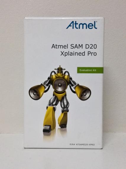 Atmel Sam D20 Xplained Pro Evaluation Kit - Seminovo