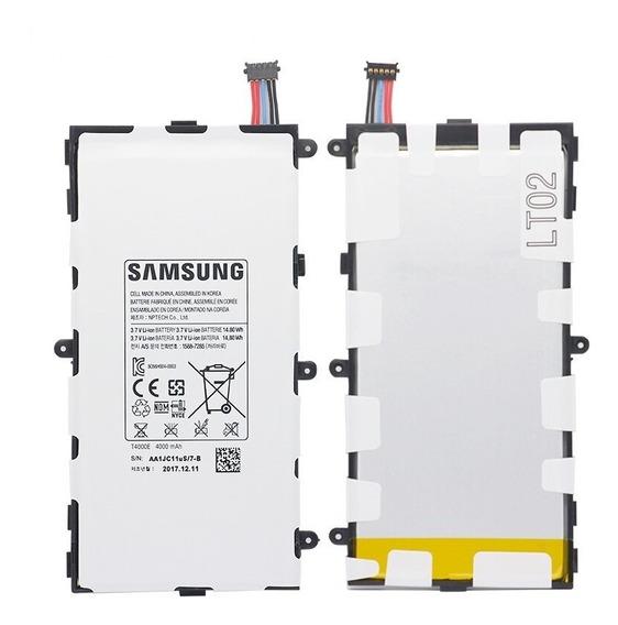 Bateria T4000e Tablet Sansung Tab T210 T211 P3200 Original