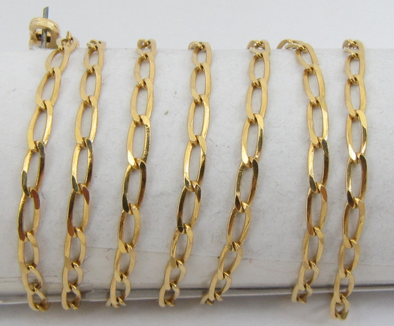 4613 Corrente 61 Cm De Ouro 18k 750