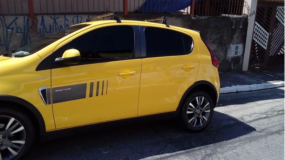 Fiat Palio 1.6 16v Sporting Flex Dualogic 5p 23.000 Km
