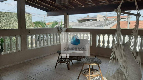 Imagem 1 de 25 de Casa Na Vila União - Ca1427