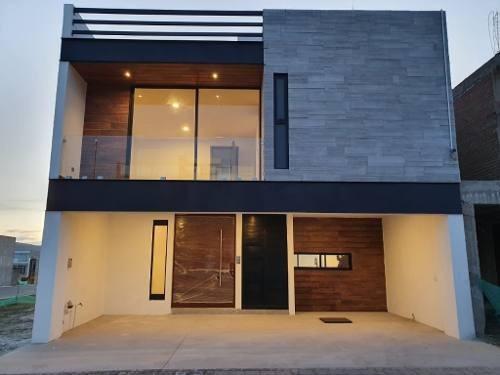 Casa Nueva En Venta Parque Mediterráneo