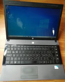 Notebook Hp 420 Impecable, Batería Nueva, Windows 10