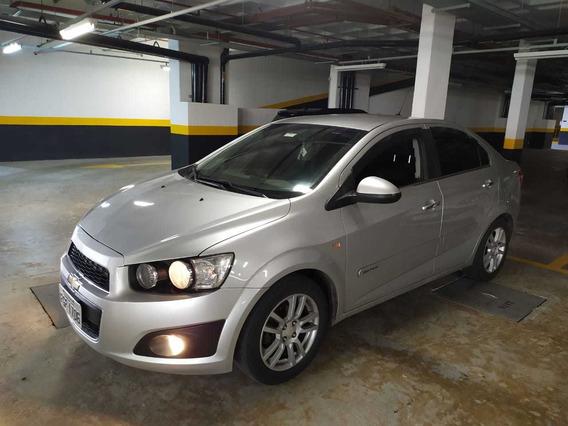 Chevrolet Sonic (sedan) Ltz 1.6 16v Flexpower - Automático