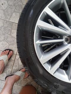 Conjunto Pneus Pirelli Aro 16 205 55 R16 Cinturato 91v.