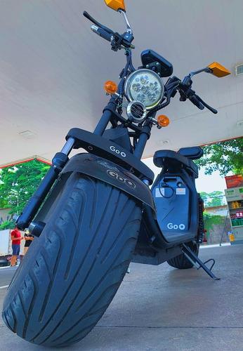 Imagem 1 de 5 de Scooter Elétrica X10  2000w  Goo Elétricos