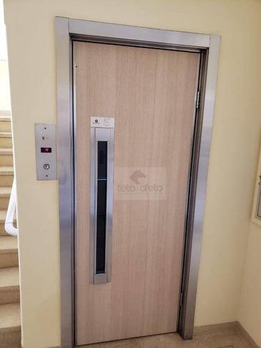 Apartamento Com 3 Dormitórios À Venda, 116 M² Por R$ 565.000 - Centro - Atibaia/sp - Ap0440