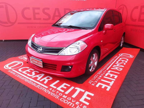 Nissan Tiida 18sl Flex