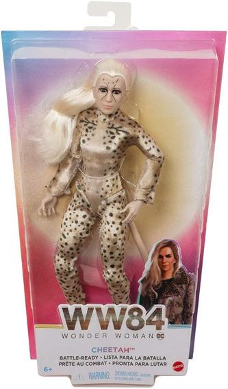 Mulher Maravilha Ww84 Cheetah Pronta Lutar Wonder Woman