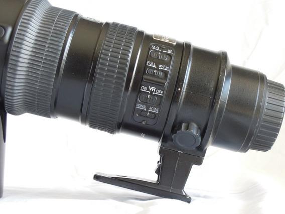 Lente Nikon Af-s Nikkor 70-200mm F/2.8g Ed Vr (ótimo Estado)