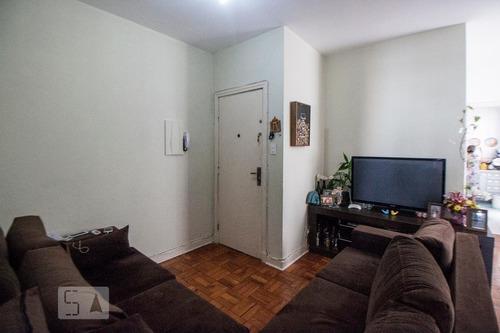 Apartamento À Venda - Consolação, 2 Quartos,  80 - S893021549