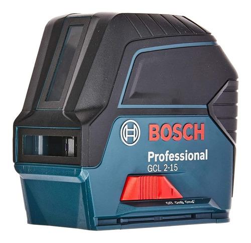 Imagem 1 de 2 de Nível laser cruz Bosch GCL 2-15 15m