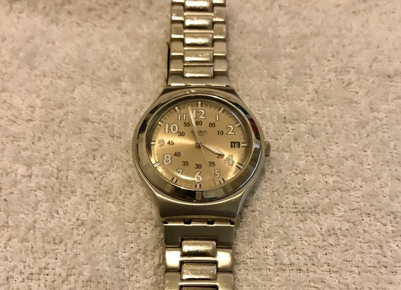 Relógio Suíço Swatch Irony Frete Grátis!