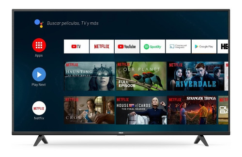Smart Tv Rca 55 Android 4k Uhd Hdmi Usb And55fxuhd