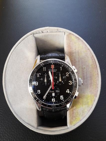 Relógio Vitorinox 241198 - Chrono Classic Xls Original.