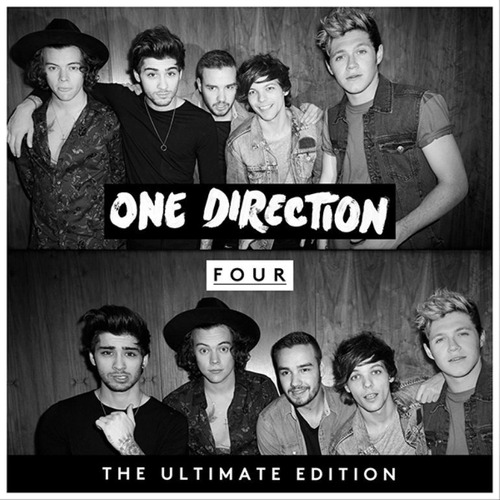 Dvd One Direction Four Sony Music