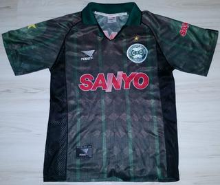 Rara Camisa 3 Coritiba 1999 Penalty Sanyo #9 Estrela Dourada