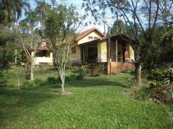 Casa Em Caete (mailasqui), São Roque/sp De 130m² 2 Quartos À Venda Por R$ 600.000,00 - Ca321851