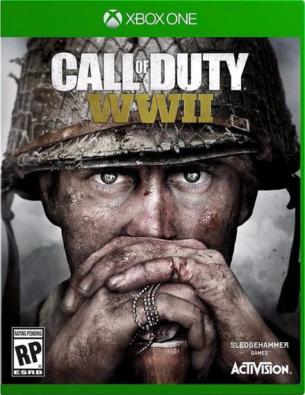 Call Of Duty World War 2 Xbox One Midia Digital