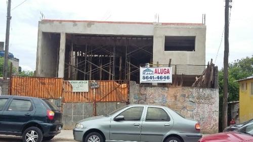 Locação Salão - Jardim Santo Eduardo, São Paulo-sp - Rr3523