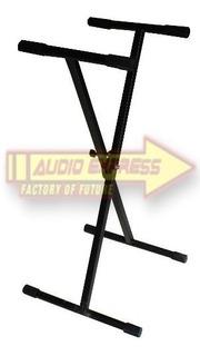 Base Metalica Sencilla Para Teclado Dxr043120