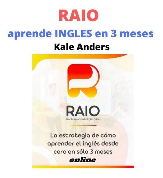 Curso De Ingles Raio - Kale Anders